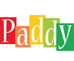 Paddy colors logo