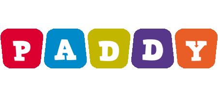 Paddy kiddo logo