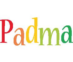 Padma birthday logo