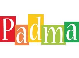 Padma colors logo