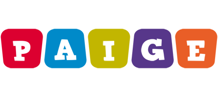 Paige kiddo logo