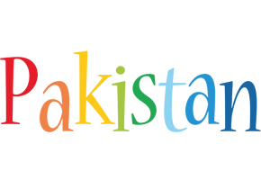 Pakistan birthday logo