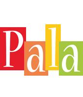 Pala colors logo