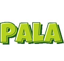 Pala summer logo