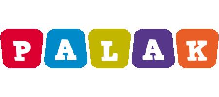 Palak kiddo logo