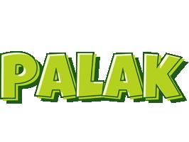 Palak summer logo