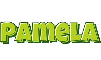 Pamela summer logo