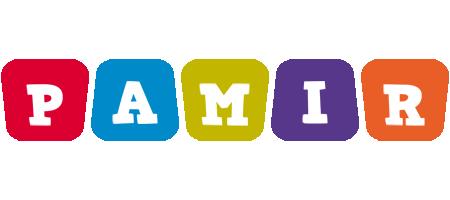 Pamir kiddo logo