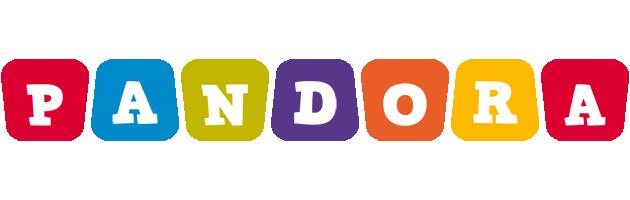 Pandora kiddo logo
