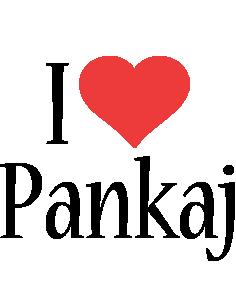 Pankaj Logo Name Logo Generator - Kiddo, I Love, Colors ...