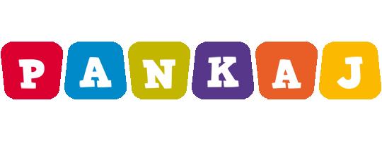 Pankaj kiddo logo