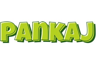 Pankaj summer logo