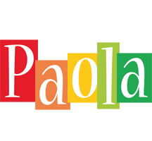 Paola colors logo