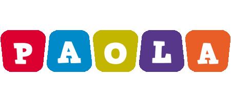 Paola kiddo logo