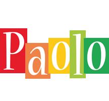 Paolo colors logo