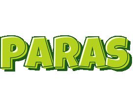 Paras summer logo