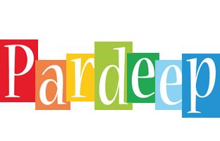 Pardeep colors logo