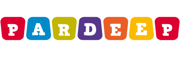 Pardeep kiddo logo