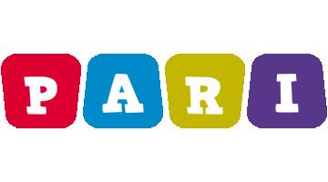 Pari kiddo logo
