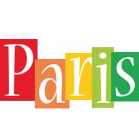 Paris colors logo