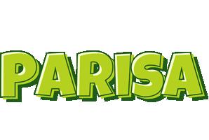 Parisa summer logo