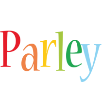 Parley birthday logo