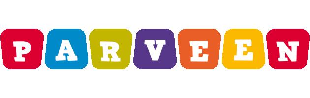 Parveen kiddo logo
