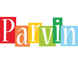 Parvin colors logo
