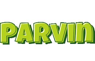 Parvin summer logo