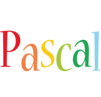 Pascal birthday logo