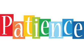 Patience colors logo