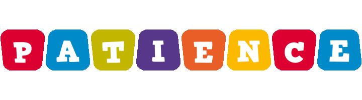 Patience kiddo logo