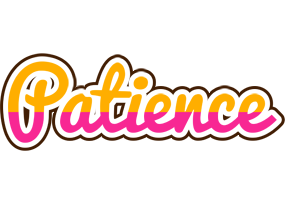 Patience smoothie logo