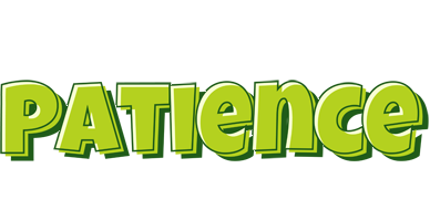 Patience summer logo