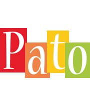 Pato colors logo