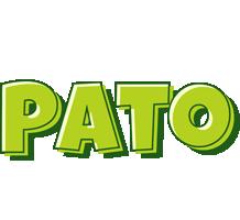Pato summer logo