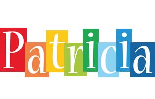 Patricia colors logo