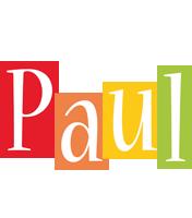 Paul colors logo