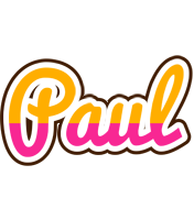 Paul smoothie logo