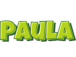Paula summer logo