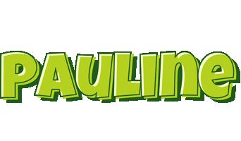 Pauline summer logo