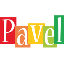 Pavel colors logo