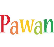 Pawan birthday logo
