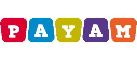 Payam kiddo logo