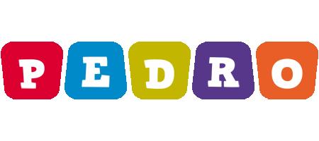 Pedro kiddo logo