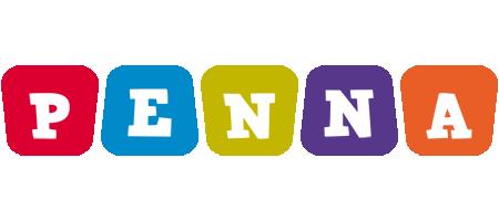 Penna kiddo logo