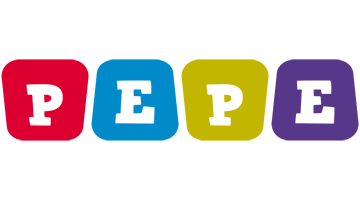 Pepe kiddo logo
