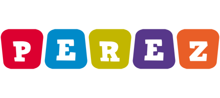 Perez kiddo logo