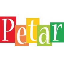 Petar colors logo