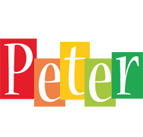 Peter colors logo